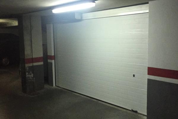puertas automáticas de garaje Madrid