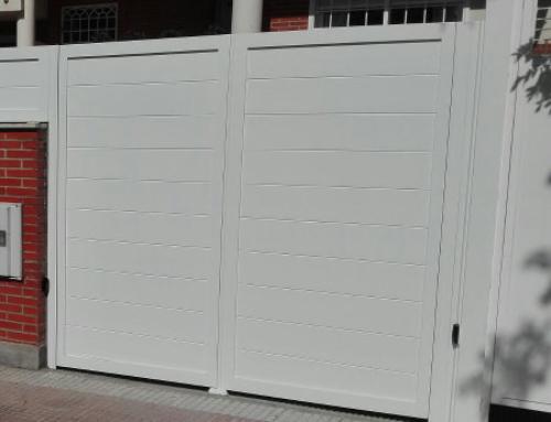 Los diferentes tipos de puertas autom ticas para garajes for Puertas para garajes
